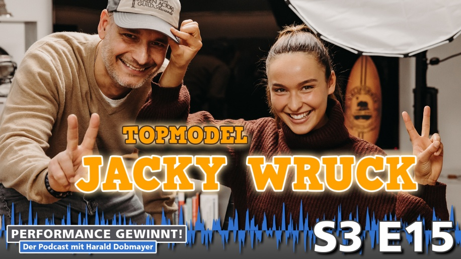 "Jacky Wruck, Gewinnerin von ""Germany's Next Topmodel"" 2020 (GNTM)"